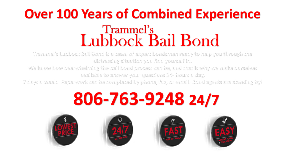 contact us trammel 39 s lubbock bail bond. Black Bedroom Furniture Sets. Home Design Ideas